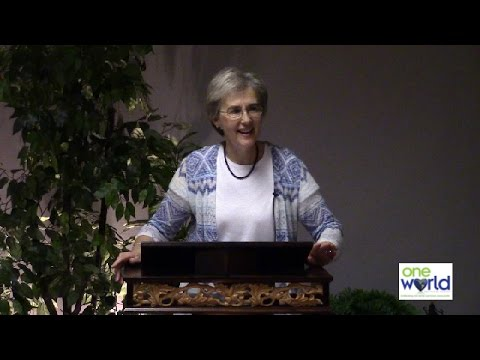 """""""Gratitude: All the Essential Food Groups"""", with Rev. Melanie Eyre"""