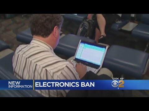 Electronics Ban On Flights From Some Countries