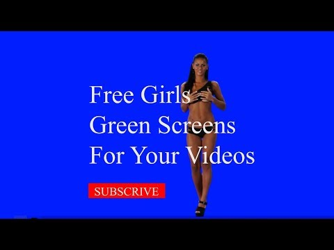 ✅Free Green Screen Girls #011 from YouTube · Duration:  1 minutes 17 seconds
