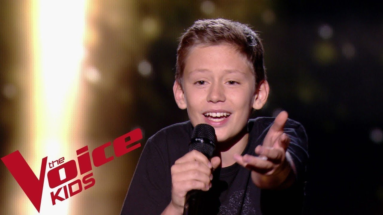 Stromae - Formidable | Joann | The Voice Kids France 2019 | Blind Audition