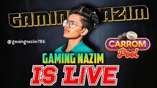 Carrom Pool Live 🛑🔥   Gaming Nazim Live ❤️   Nazim_2934 screenshot 3