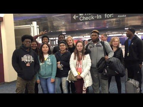 The Alliance School of Milwaukee Harvard Bound Trailer