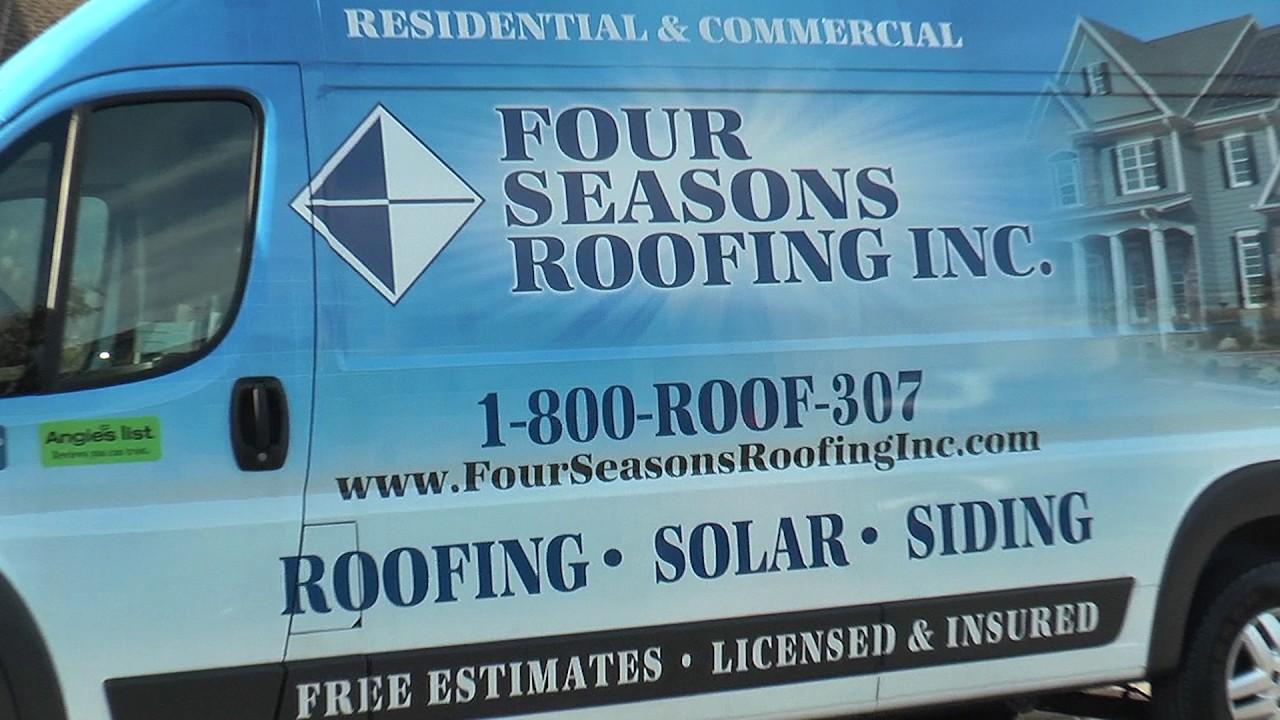 Good Four Seasons Roofing Inc.