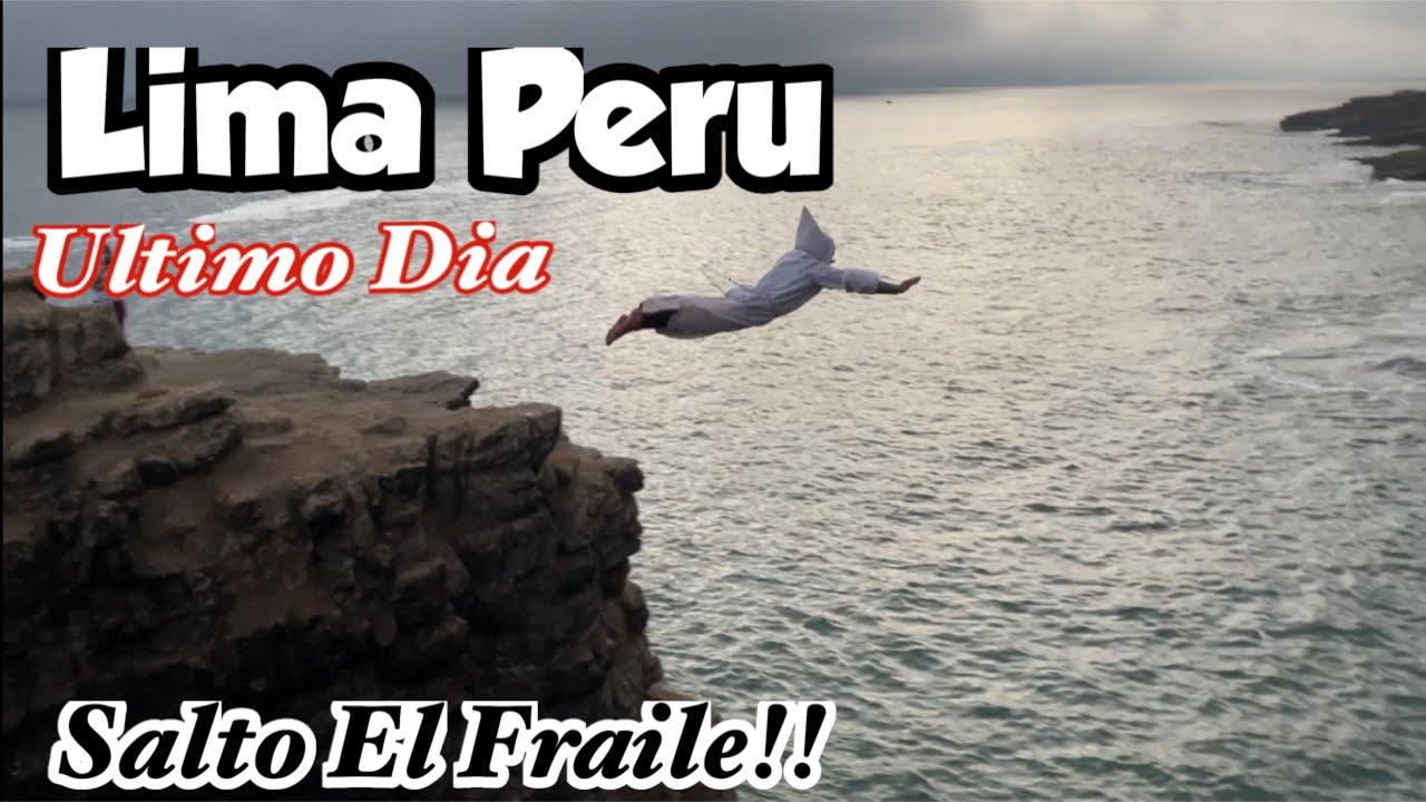 Ultimo Dia en Lima Peru Salto el Fraile by Waldys Off Road
