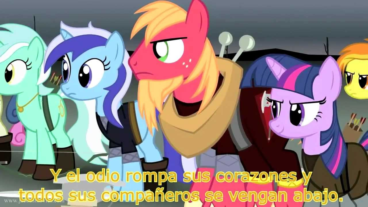 Mlp Lord Of The Rings
