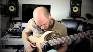 autumn leaves solo bass improvisation scott devine