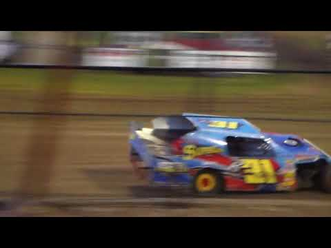 Sport Mod Heat 4 @ Marshalltown Speedway 09/15/17