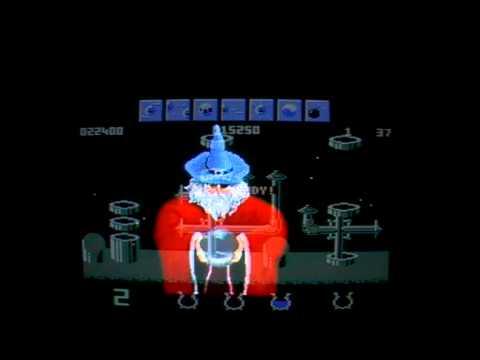 Letu0027s Compare: Wizball - C64 vs. CPC vs. Atari ST vs. Amiga