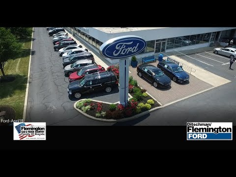 Ford DealerRater of the Year* Award | 2018 Ford Escape | $157/mo | Ditschman/Flemington Ford | 08822