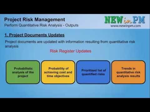 Chapter 11 - Quantitative Risk Analysis - YouTube