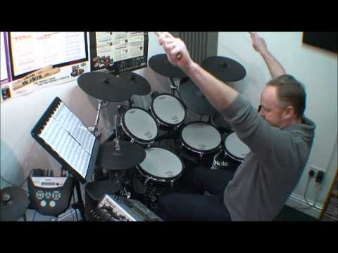 COUNTING STARS - DRUM COVER - ONE REPUBLIC