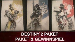 Destiny 2 Paket von Activision & Destiny 2 Beta Code-Gewinnspiel