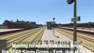 Railworks TS2014/TS2015 Station announcements as ambient sound files - test.