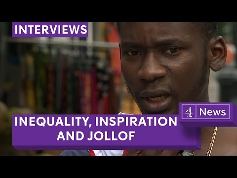 Mr Eazi interview 2017 - 'stories of my life on African instrumentals'