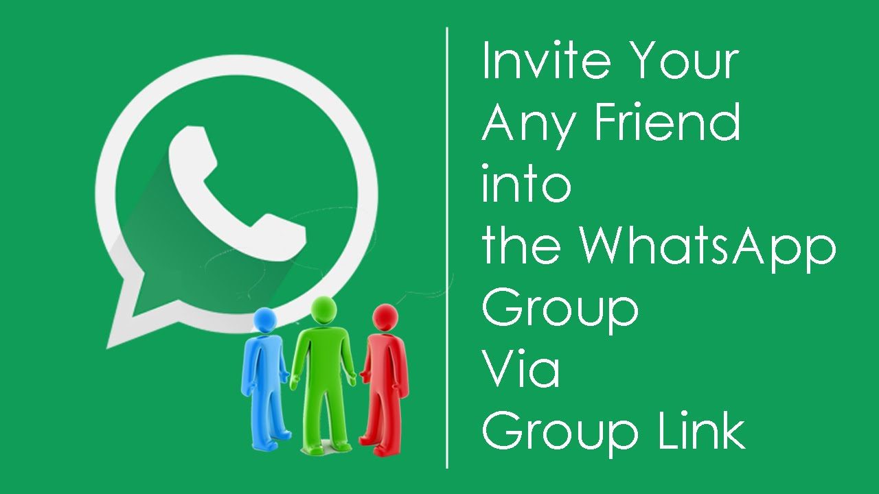 How to Invite You Any Friend into the WhatsApp Group Via Group Link