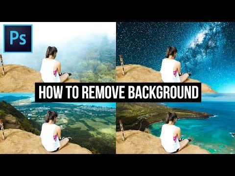 Fastest Way To Remove Background In Oshop Cc