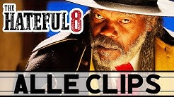 THE HATEFUL 8 Alle Clips / Filmszenen German Deutsch (HD) | Samuel L. Jackson, Quentin Tarantino