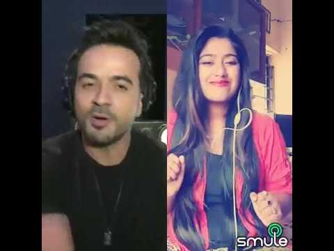 Pooja Sarkar & Luis Fonsi    DESPACITO    Duet    #Spanish Language