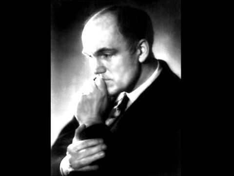 Sviatoslav Richter plays Handel keyboard suite in G minor, no.16
