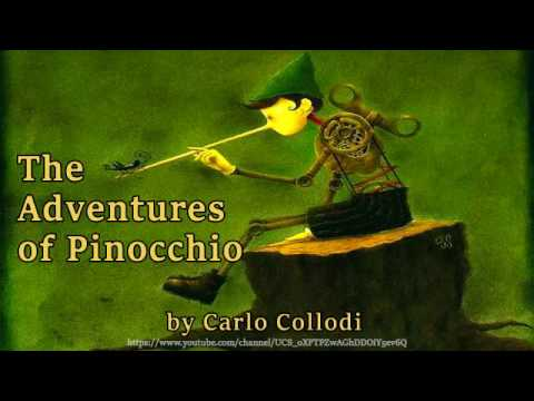 The Adventures of Pinocchio [Full Audiobook] by Carlo Collodi