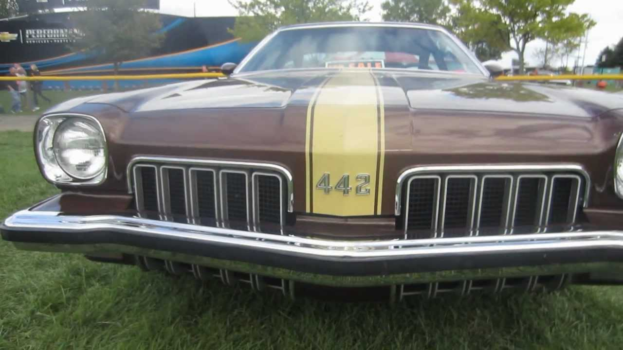1973 Olds Cutlass 442
