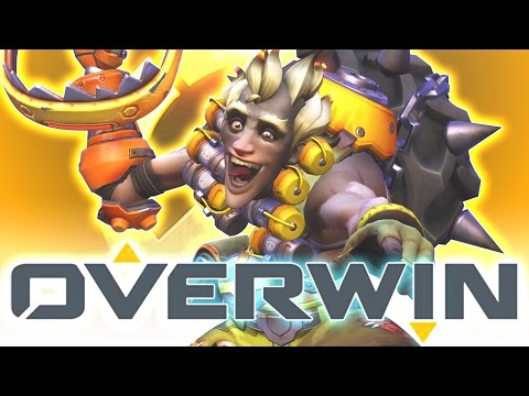 SQUADRON OVERWIN | New Patch & New Hero Ana | Overwatch Ranked Competitive Team Gameplay