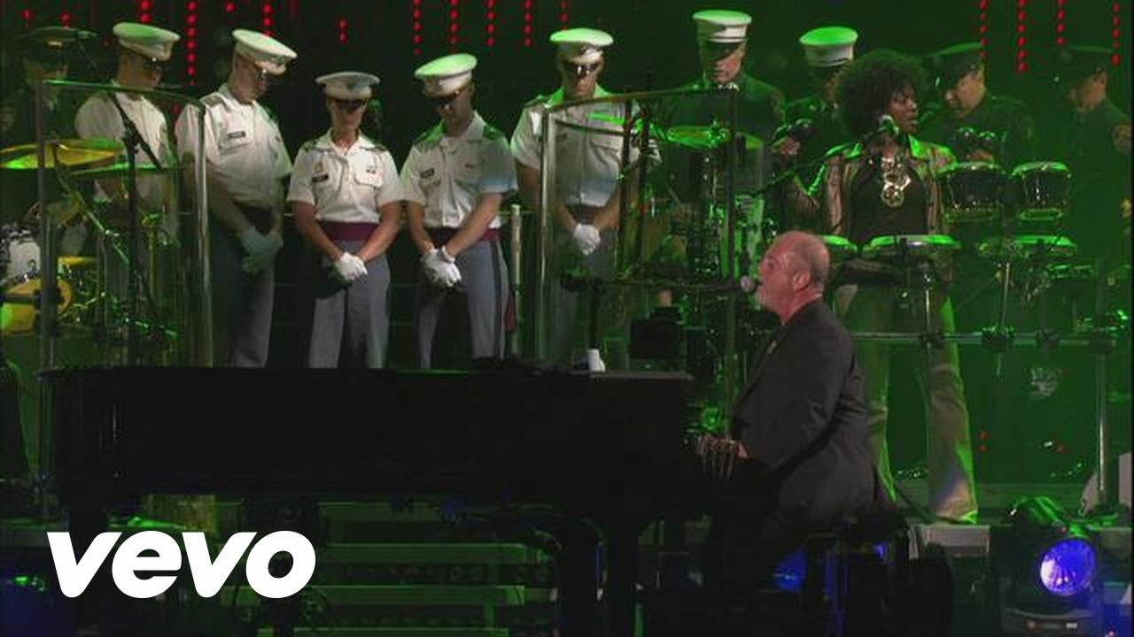 Billy Joel Goodnight Saigon From Live At Shea Stadium Youtube