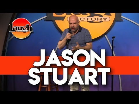 Jason Stuart | Getting Old Sucks | Stand-Up Comedy