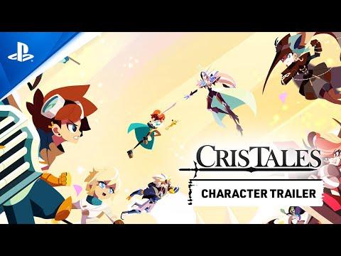 Cris Tales - Character Trailer   PS5, PS4
