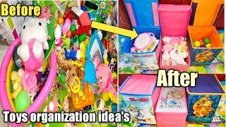 Baby toys organisation ideas|Simple quick &easy tips to organise baby toys under budget|baby toys