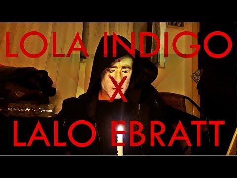 Lola Indigo Lalo Ebratt - Maldición   Reacción