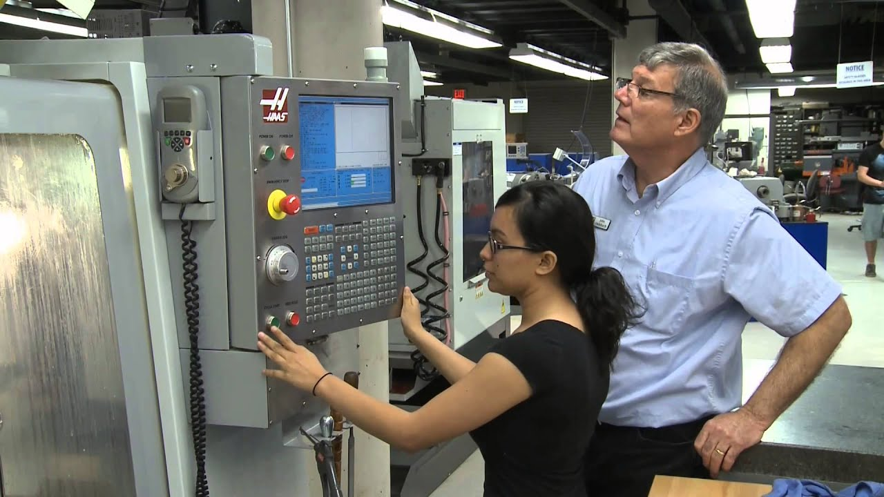 Advanced Manufacturing Career Pathways - YouTube