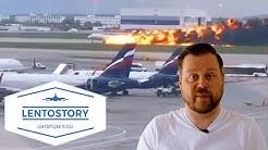 Lentostory: Moskovan lento-onnettomuus
