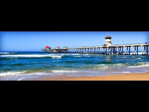 Huntington Beach, CA-Surf City, USA.