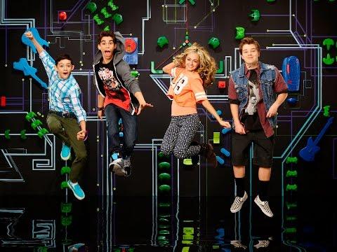 On Set of Disney XD's