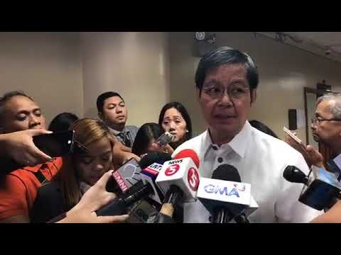 #PingSays: On National ID, NPA attacks, and Gadon's claims | Dec. 4, 2017