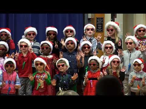 20171215   Kindergarten Christmas Musical Celebration