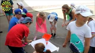 видео Выездной квест для детей и подростков