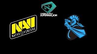 Navi vs Newbee CHINA DOTA2 SUPER MAJOR Highlights Dota 2