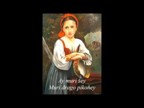 Kalyi Jag | Muri Sey Sabina | Lyrics Vorbi