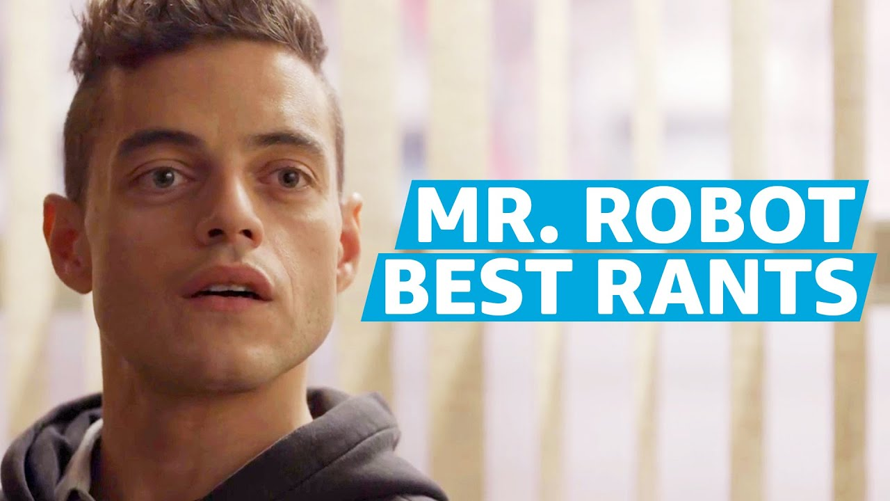Download Rami Malek Ranting for 10 Straight Minutes in Mr. Robot | Prime Video