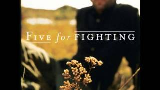 Five For Fighting One More For Love