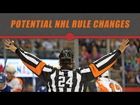 Potential NHL Rule Changes (ft Jason & Justin)