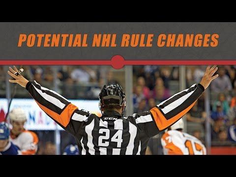 Potential NHL Rule Changes (ft Jason & Justin)