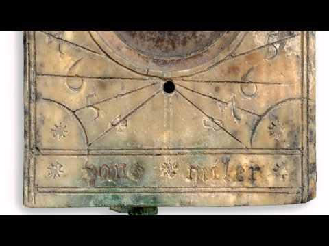 Ivory Compass Sundial Found in Jamestown Cellar