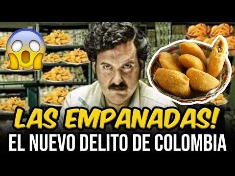 Las Empanadas Se VOLVIERON UN DELITO EN Colombia! Te Explicamos Por Qué