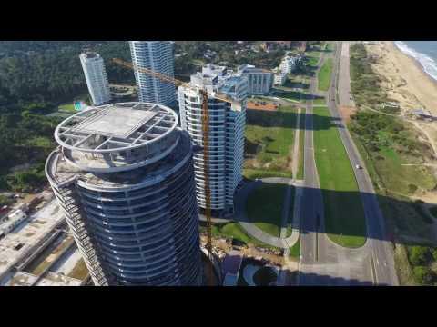 Trump Tower Punta del Este / Avance de Obra / Agosto 2017