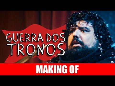 Making Of – Guerra dos Tronos