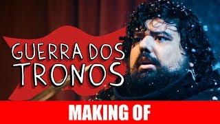 Vídeo - Making Of – Guerra dos Tronos