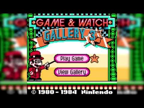 The Best of Retro VGM #748 - Game & Watch Gallery 3 (Game Boy Color) - Staff Roll